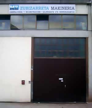 Maquinaria Zubizarreta, S.L.