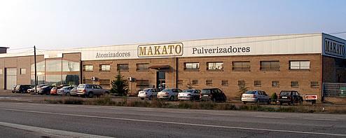 Makato - Maquinaria Atomizadora, S.L.