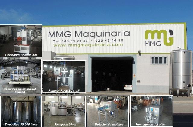 MMG Maquinaria