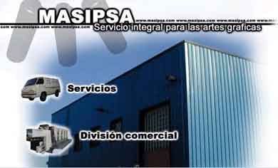 F. Masip Riera, Servicio Integral para Artes Gr&#225;ficas (MASIPSA)