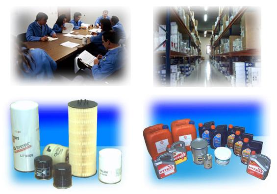 Comercial de Filtres i Lubricants, S.L.U. (COMFIL)