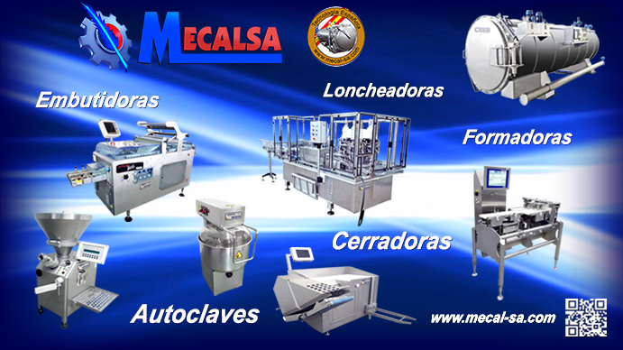 Mecánica Alimentaria, S.A. (Mecalsa)