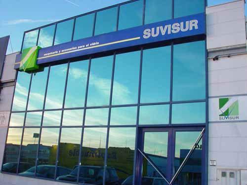 Suministros para El Vidrio del Sur, S.L. - Suvisur