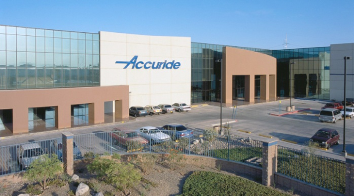 Accuride International Limited
