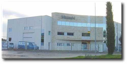 Mecman Industrial, S.L.