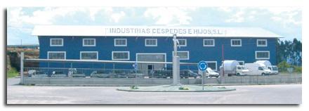 Industrias Céspedes e Hijos, S.L.