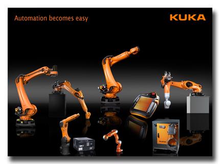 Kuka Robots Ibérica, S.A.