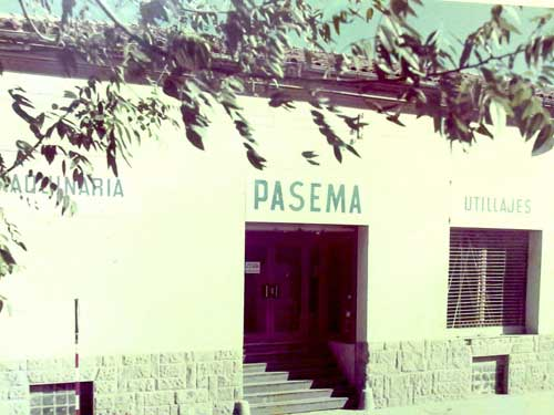 Pasema, S.A.