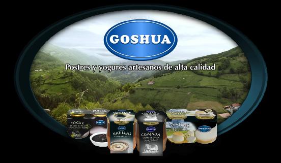 Lácteos Goshua, S.L.