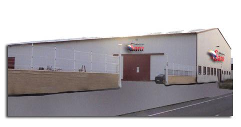 Industrias Sanz, S.L. (Bodegas)