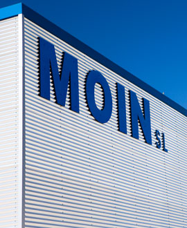 Moin, S.L. Montaje de Óptica e Instalaciones