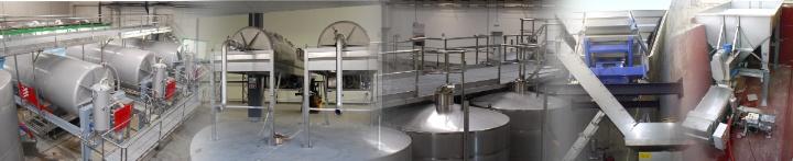 Proyectos e Instalaciones de Maquinaria Enológica, S.L. (Prosime)