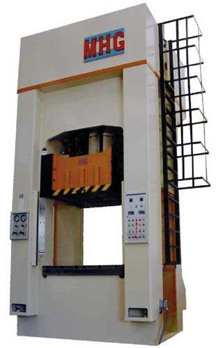Maquinaria Hidráulica en General, S.L. (MHG)