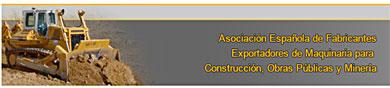 Asociación Española de Fabricantes de Maquinaria de Construcción, Obras Públicas y Minería (Anmopyc)
