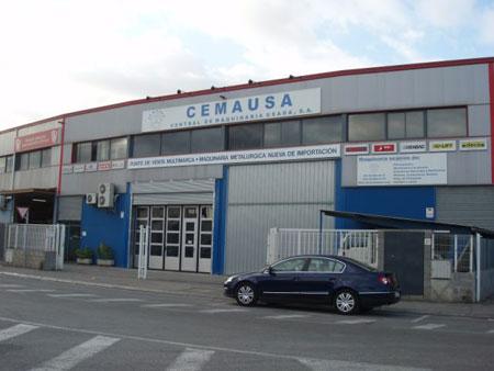 Central de Maquinaria Usada, S.A. (CEMAUSA)