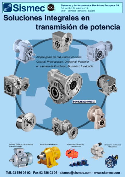 Sistemas y Accionamientos Mecánicos Europeos, S.L. (Sismec)