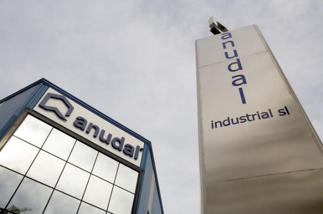 Anudal Industrial, S.L. - Accesorios y Uniones de Aluminio