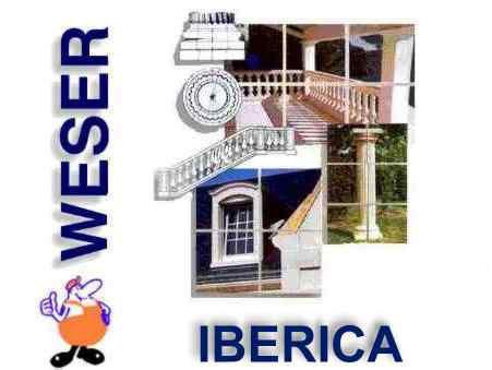 Weser Ibérica, Piedra Artificial