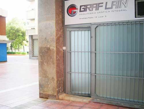 Graf Lain, S.L. - Impresión y manipulados
