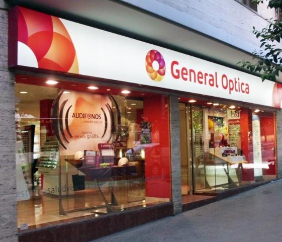 General Óptica, S.A.