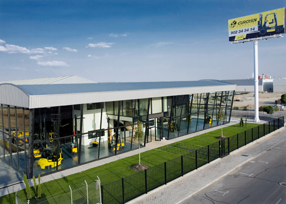 Aconfis Carretillas, S.L. - Euroyen Forklift