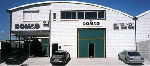 Equipos y Maquinaria Domag, S.L.
