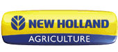 Logotipo de CNH Maquinaria Spain, S.A. - New Holland AG