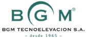 Logotipo de BGM Tecnoelevación, S.A.