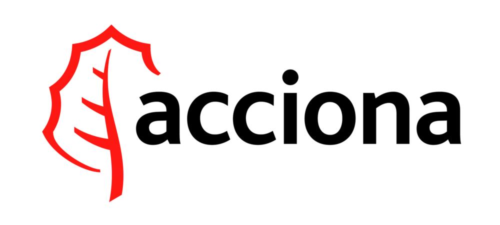 Logotipo de Acciona Agua