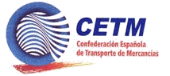 Logotipo de Confederación de Centros de Transporte de Mercancías (CETM)