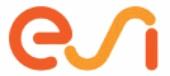 Logotipo de ESI Group Hispania, S.L.