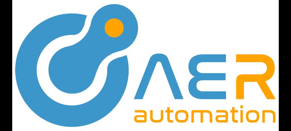 Logotipo de Asociación Española de Robótica y Automatización (AER)