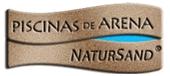 Logotipo de Piscinas de Arena