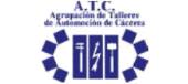 Logotipo de Agrupación de Talleres de Cáceres (ATC)