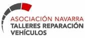 Logotipo de Asociación Navarra de Talleres de Reparación de Vehículos