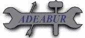 Logotipo de Asociación de Empresarios de Automoción de Burgos (ADEABUR)
