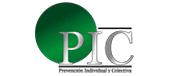 Logotipo de Prevención Individual y Colectiva (PIC)