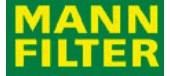 Logotipo de MANN-FILTER - Agrícola