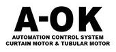 Logotipo de A-Ok Tubular Motors, S.L.