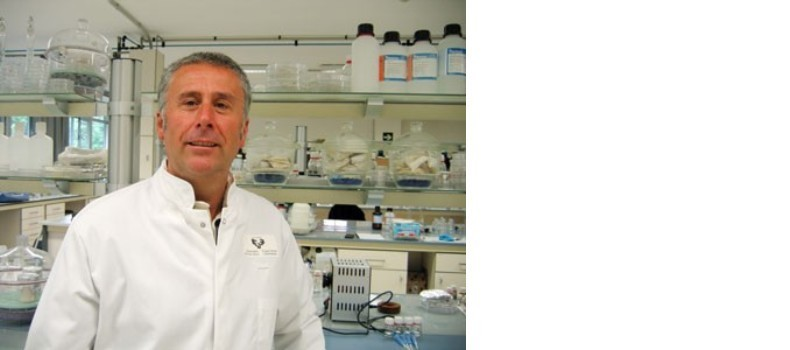 Interview to Pedro Guerrero, researcher of the group Biomat