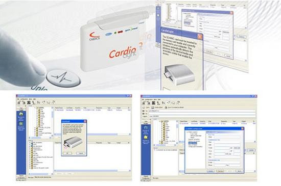 Foto de Software de diagnóstico de Holter