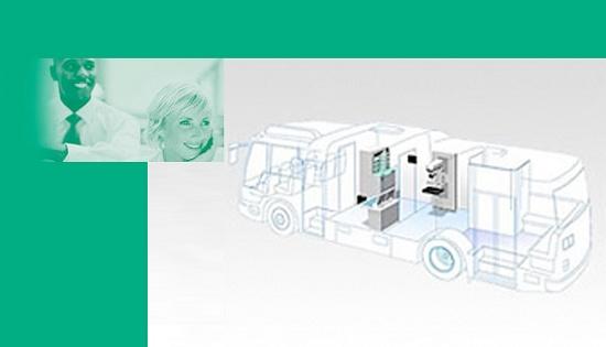 Foto de Soluciones para unidades móviles