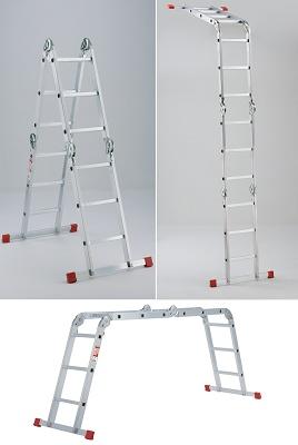 Foto de Escaleras de multiusos