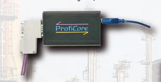 Foto de Analizador de redes Profibus