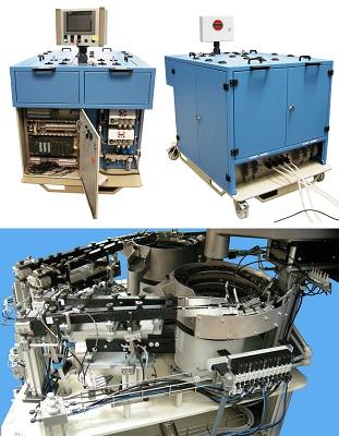 Foto de Sistema compacto de alimentación de tornillos
