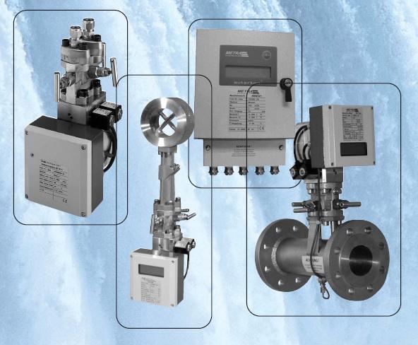 Foto de Medidores de caudal y energía