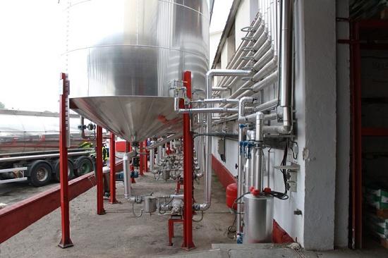Foto de Equipos de incorporación de líquidos