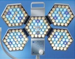 Foto de LEDs para quirófanos