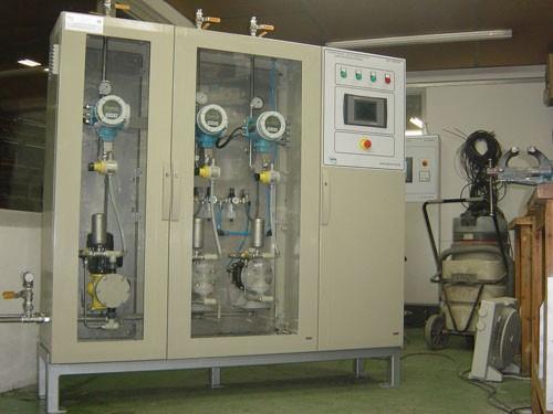 Foto de Dosificación de ácidos orgánicos