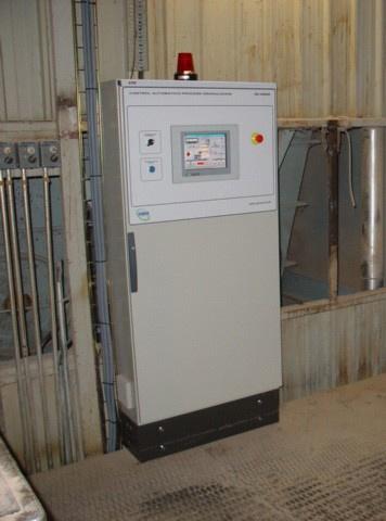 Foto de Control automático del proceso de granulación